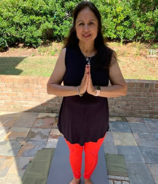 Yoga with madhu private lessons